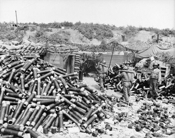 BuchholtzSidorAmericanStudies - Korean War, 1950-1953
